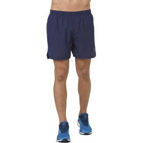 """asics Cool 2-N-1 5"""" Shorts Herren peacoat"""